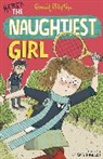 Enid Blyton, Anne Digby, Kate Hindley - Here's the Naugthiest Gilr