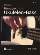 Lieselotte Schell, Liselotte Schell, Martin Schröder - Handbuch für den Ukulelen-Bass, m. DVD