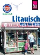 Katrin Jähnert - Litauisch - Wort für Wort