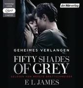 E L James, Merete Brettschneider - Fifty Shades of Grey - Geheimes Verlangen, 2 MP3-CDs (Hörbuch) - ungekürzte Lesung