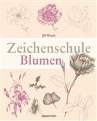 Jill Winch - Zeichenschule Blumen