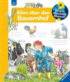 Andrea Erne, Marion Kreimeyer-Visse, Marion Kreimeyer-Visse - Wieso? Weshalb? Warum? Alles über den Bauernhof (Band 3)
