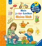 Frauke Nahrgang, Guido Wandrey, Guido Wandrey - Mein junior-Lexikon: Meine Welt