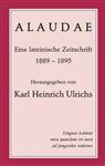 Kar Heinrich Ulrichs, Wilfried Stroh, Karl H Ulrichs, Karl H. Ulrichs - Alaudae