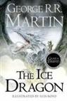 George R R Martin, George RR Martin, George R. R. Martin, Luis Royo - The Ice Dragon