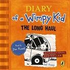 Jeff Kinney, Dan Russell, Dan Russel, Dan Russell - The Long Haul (Hörbuch)