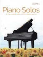 Michiel Merkies - Piano Solos, für Klavier. Vol.1