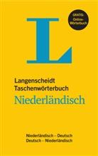 Redaktio Langenscheidt - Taschenwoerterbuch Niederlaendisch : Niederlaendisch-Deutsch und vv