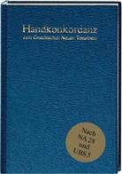 Alfred Schmoller - Handkonkordanz zum griechischen Neuen Testament