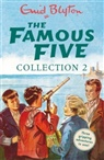 Enid Blyton - The Famous Five Collection 2: Books 4-6