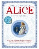 Lewis Carroll, Lewis Corroll, John (NA)/ Pullman Tenniel, John Tenniel - The Complete Alice
