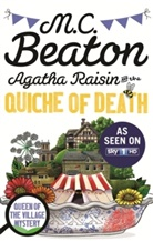M C Beaton, M. C. Beaton, M.C. Beaton - The Quiche of Death
