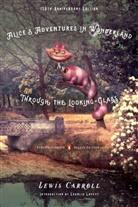 Lewis Carroll, Charlie Lovett, John Tenniel, John Tenniel - Alice's Adventures in Wonderland and Through the Looking-Glass