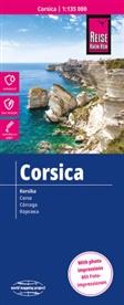 Collectif, Reise Know-How Verlag Peter Rump, Peter Rump Verlag, Xxx - CORSE - 1/135.000