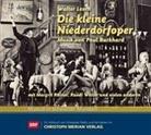 Paul Burkhard, Walte Lesch, Walter Lesch, Ma Rüeger, Max Rüeger, Wol... - Die kleine Niederdorfoper, 1 Audio-CD (Hörbuch)
