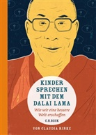Dalai Lama, Dalai Lama XIV., Claudia Rinke, Jens Bonnke - Kinder sprechen mit dem Dalai Lama