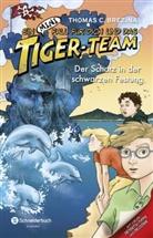 Thomas Brezina, Thomas C Brezina, Thomas C. Brezina, Naomi Fearn - Ein MINI-Fall für dich und das Tiger-Team - Der Schatz in der schwarzen Festung