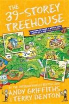 Terry Denton, Andy Griffiths, Terry Denton - The 39-Storey Treehouse