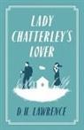 D H Lawrence, D. H. Lawrence, D.H. Lawrence - Lady Chatterley's Lover