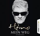 Heino, Hannelore Kramm Historisches Kurhaus Heino Kramm - persönlich -, Heino, Max Schautzer - Mein Weg, 4 Audio-CD (Hörbuch)