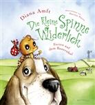 Diana Amft, Martina Matos - Die kleine Spinne Widerlich - Ferien auf dem Bauernhof