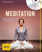 Marie Mannschatz - Meditation, m. Audio-CD