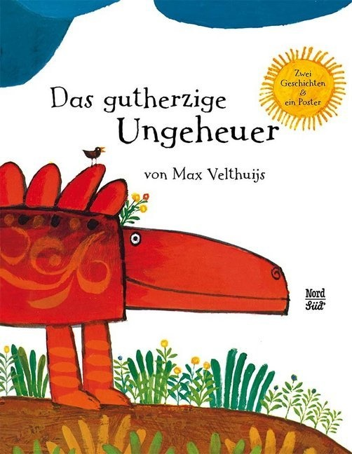 Max Velthuijs, Max Velthuijs - Das gutherzige Ungeheuer - Zwei Geschichten