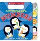 Inc. Scholastic, Sarah (ILT) Scholastic Inc. (COR)/ Ward, Sarah Ward - Carry and Learn Numbers
