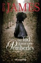 P D James, P. D. James - Der Tod kommt nach Pemberley