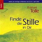 Eckhart Tolle - Finde die Stille in dir (Hörbuch)