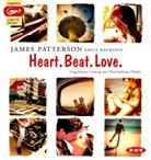 James Patterson, Emily Raymond, Maximiliane Häcke - Heart. Beat. Love., 1 MP3-CD (Hörbuch)