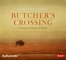 John Williams, Johann von Bülow, Johann von Bülow - Butcher's Crossing, 7 Audio-CDs (Hörbuch)