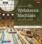 Christoph Hein, Götz Schubert - Weiskerns Nachlass, 1 MP3-CD (Hörbuch)