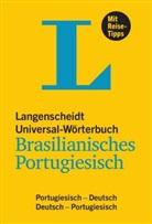 Redaktio Langenscheidt, Redaktion Langenscheidt - Universal Woerterbuch Brasilianisches Portugiesisch