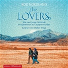 Rod Nordland, Walter Kreye - The Lovers, 6 Audio-CDs (Hörbuch)