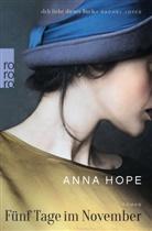 Anna Hope - Fünf Tage im November