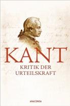 Immanuel Kant - Kritik der Urteilskraft