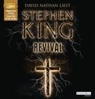 Stephen King, David Nathan - Revival, 3 Audio-CD, (Hörbuch)