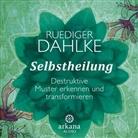 Rüdiger Dahlke, Ruediger (Dr. med.) Dahlke, Rüdiger Dahlke - Selbstheilung, 1 Audio-CD (Hörbuch)