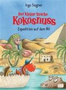 Ingo Siegner, Ingo Siegner - Der kleine Drache Kokosnuss - Expedition auf dem Nil