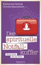 Katharin Ceming, Katharina Ceming, Christa Spannbauer - Der spirituelle Notfallkoffer