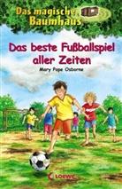 Mary Pope Osborne, Mary Pope Osborne, Petra Theissen, Loewe Kinderbücher - Das magische Baumhaus - Das beste Fußballspiel aller Zeiten
