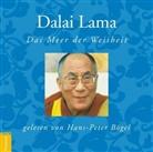 Dalai Lama, Dalai Lama XIV., Dalai Lama, Hubertus Bengsch, Hans-Peter Bögel - Das Meer der Weisheit, Audio-CD (Hörbuch)