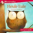 Regina Fackelmayer, Paul Friester, Philippe Goossens, Kay Poppe, Udo Weigelt, Gabriele Blum... - Heule Eule, 1 Audio-CD (Hörbuch)