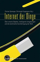 Engemann, Christoph Engemann, Florian Sprenger - Internet der Dinge