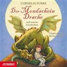 Cornelia Funke, Rainer Strecker - Der Mondscheindrache, Audio-CD (Hörbuch)