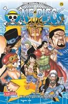 Eiichiro Oda - One Piece - Bd.75: One Piece, Meine Wiedergutmachung. Bd.75