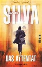 Daniel Silva - Das Attentat