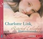 Charlotte Link, Shandra Schadt - Reiterhof Eulenburg - Diamantenraub, 2 Audio-CDs (Hörbuch)