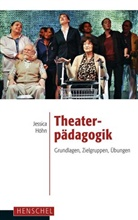 Jessica Höhn - Theaterpädagogik